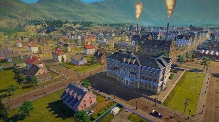 game xây dựng thành phố offline nhẹ